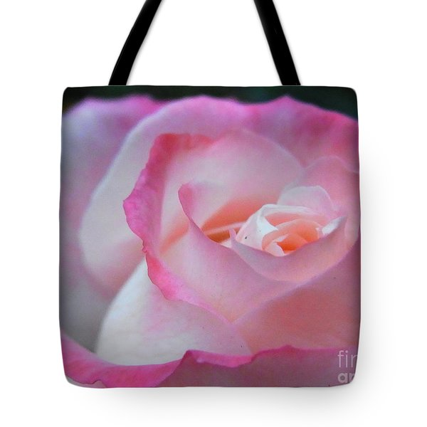 Tenderness Of The Heart Tote Bag by Agnieszka Ledwon