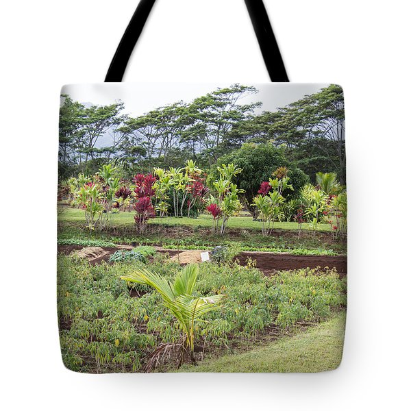 Tending The Land Tote Bag by Suzanne Luft