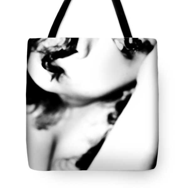 Tendrils Tote Bag by Jessica Shelton