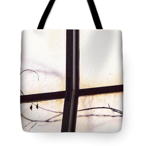Tendrils Tote Bag by Margie Hurwich