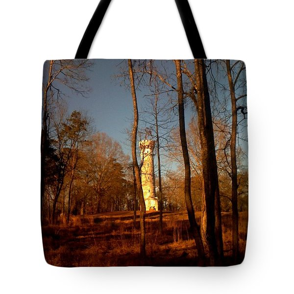 Tennessee Battle Fort Tote Bag
