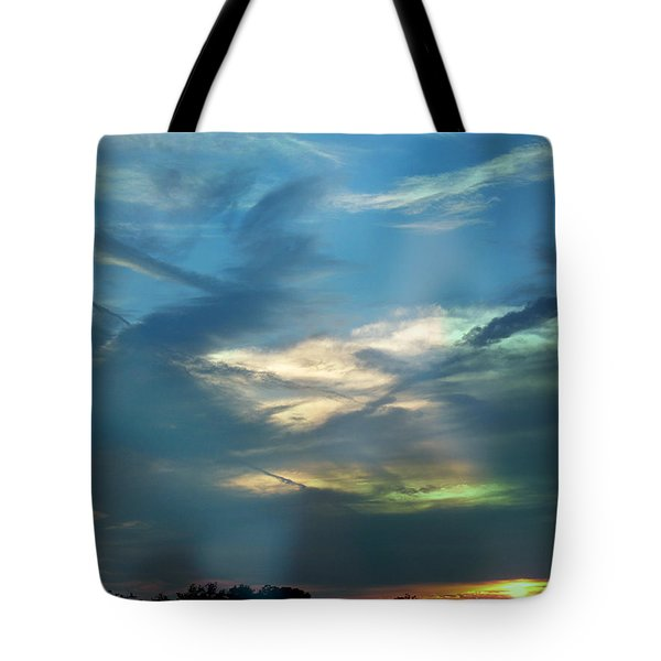 Tennessee Sunset Tote Bag by EricaMaxine  Price