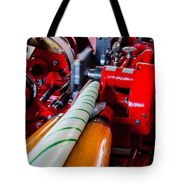 Tennessee Taffy Tote Bag by Robert L Jackson