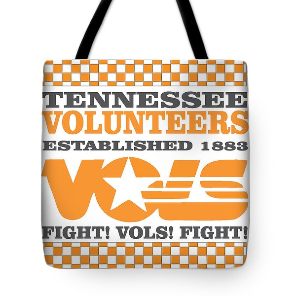 Tennessee Volunteers Fight Tote Bag