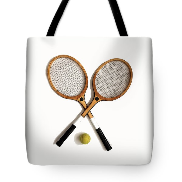 Tennis Sports Tote Bag