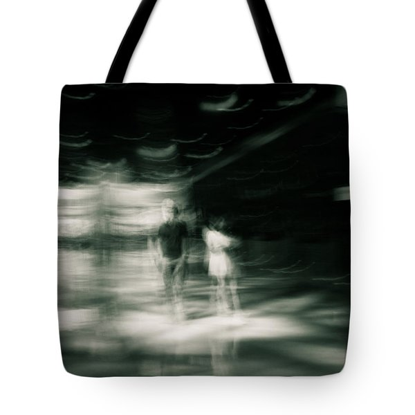 Tote Bag featuring the photograph Tension by Alex Lapidus