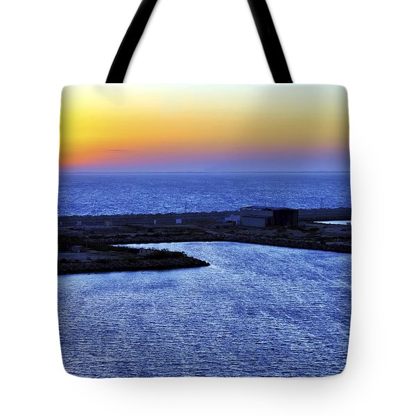 Tequila Sunrise Tote Bag by Jason Politte