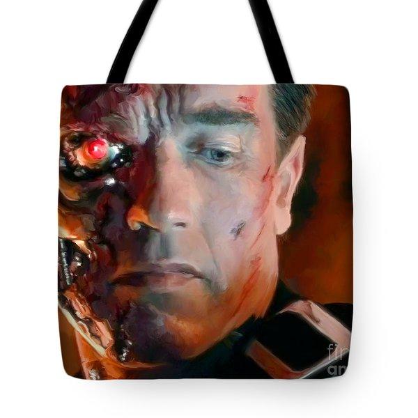 Terminator Tote Bag