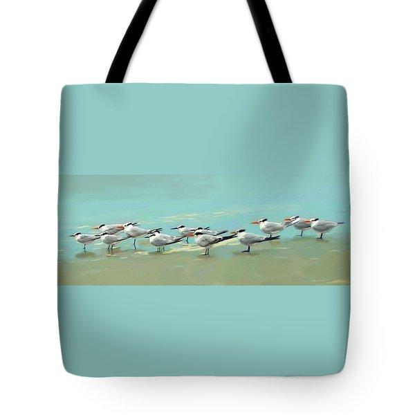 Tern Tern Tern Tote Bag