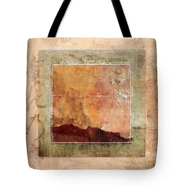 Terracotta Earth Tones Tote Bag