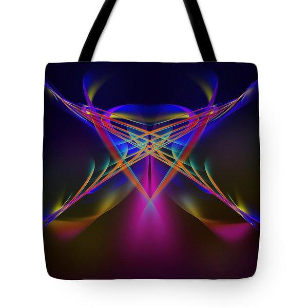 Terrestrial Butterfly Tote Bag
