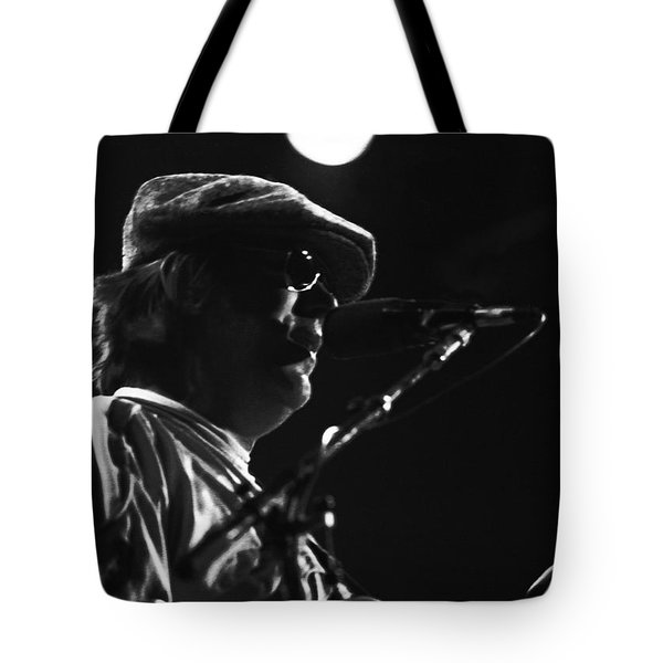 Terry Kath 1976 Tote Bag by Ben Upham