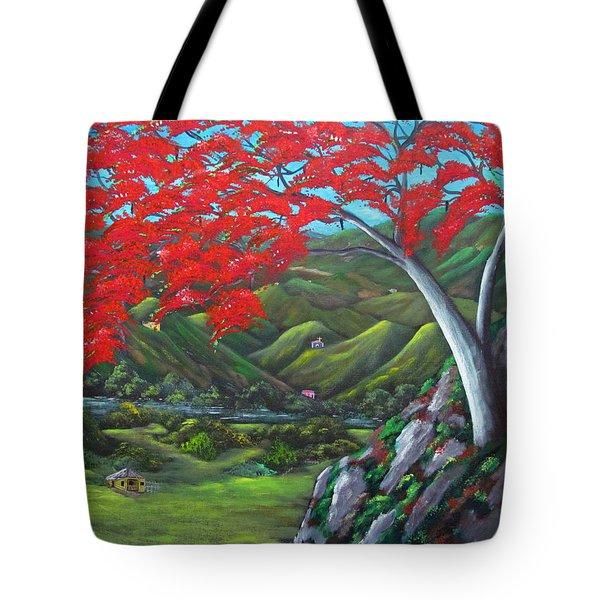 Tesoro De Mi Isla Tote Bag