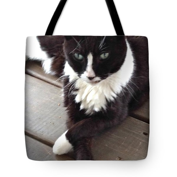 Tess The Temptress Tote Bag