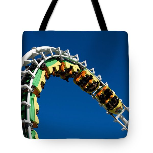 Test Drive The Sea Serpent Tote Bag