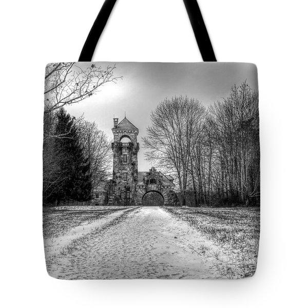Testimonial Gateway Tower Tote Bag