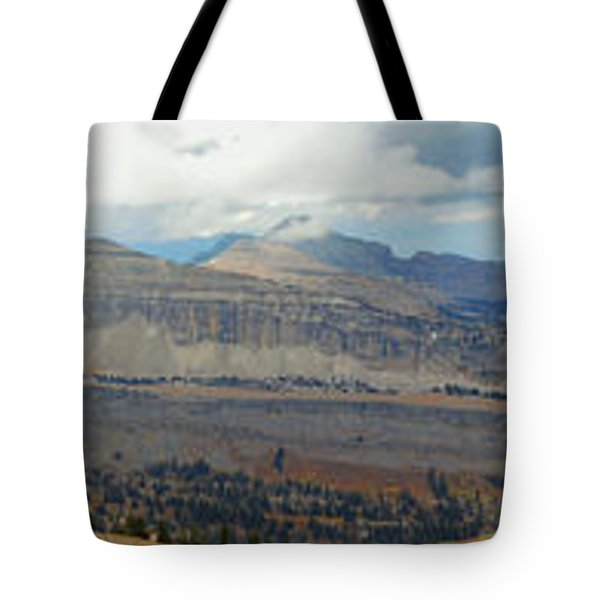Teton Canyon Shelf Tote Bag