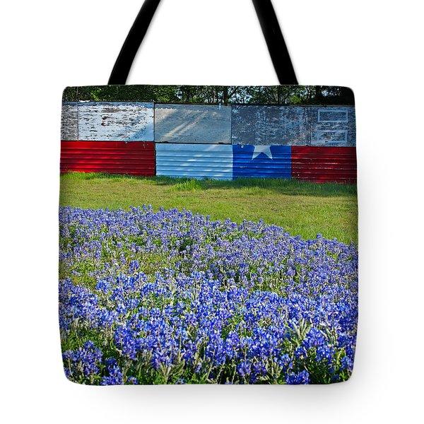 Texas Proud Tote Bag