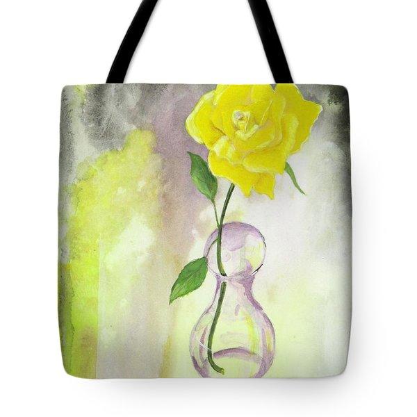 Texas Rose Tote Bag