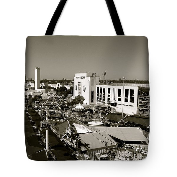Texas State Fair II Tote Bag