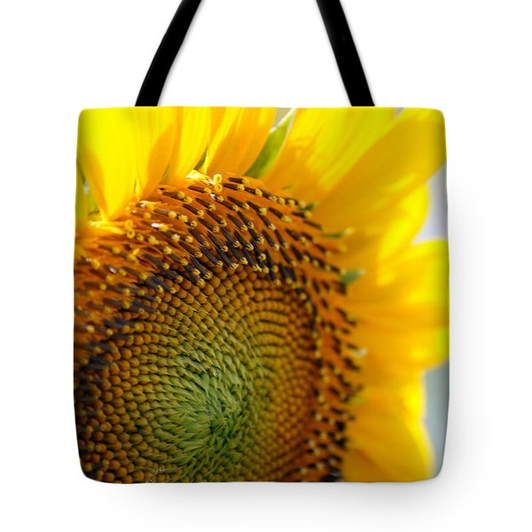 Texas Sunflower Tote Bag
