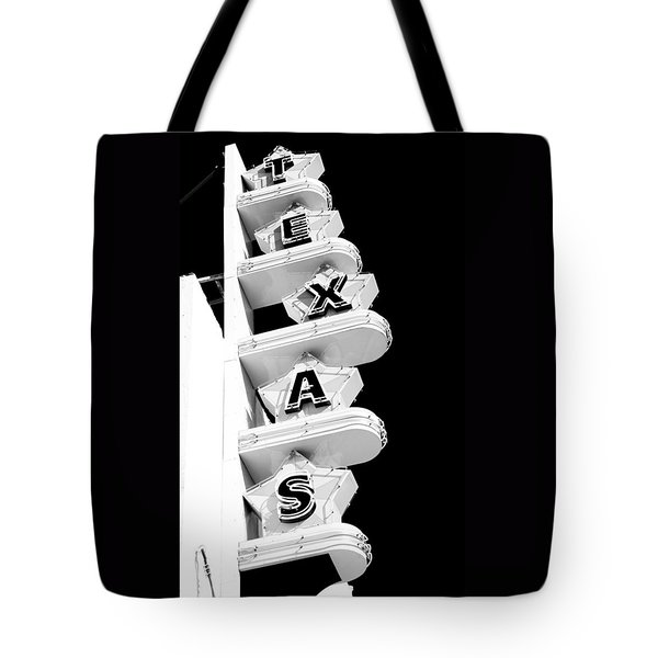 Texas Theater Tote Bag