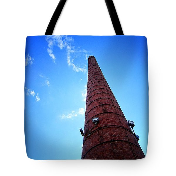 Tote Bag featuring the photograph Textile Legacy by Greg Simmons