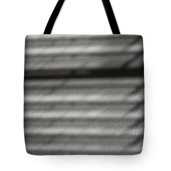 Texture In The Shadows Tote Bag by Christi Kraft