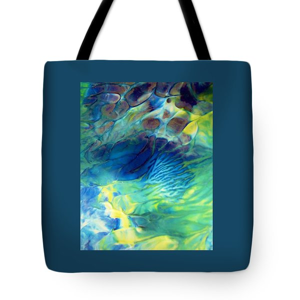 Textured Abstract 5 Tote Bag