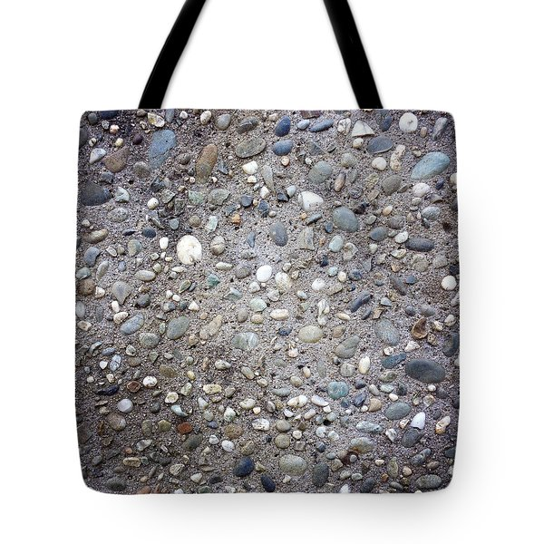 Textured Background Tote Bag by Les Cunliffe