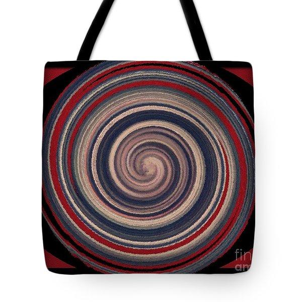 Tote Bag featuring the digital art Textured Matt Finish by Catherine Lott
