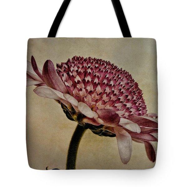 Textured Mum Tote Bag by John Edwards