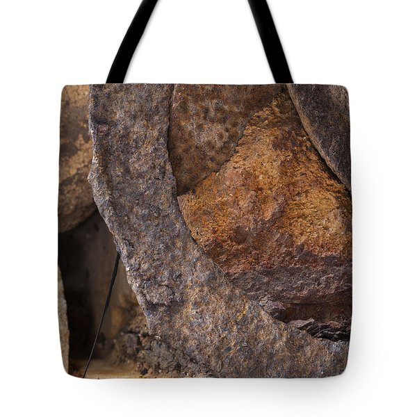 Textures 2 Tote Bag