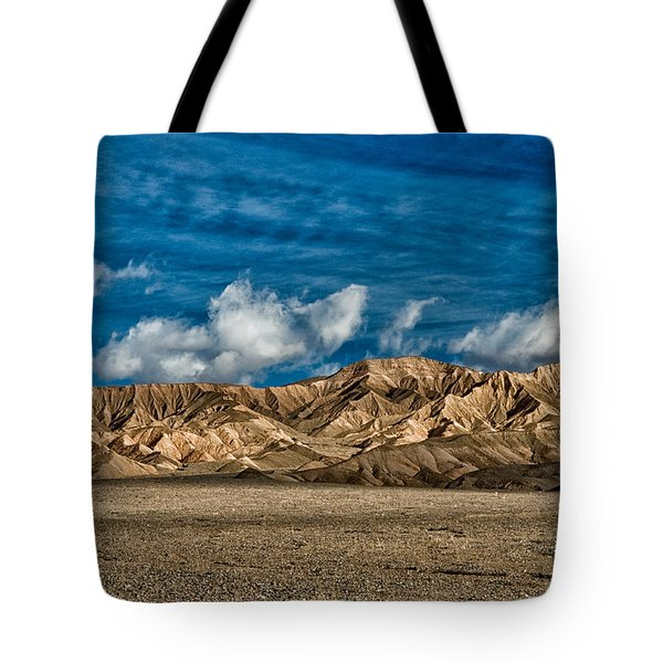 Textures Tote Bag by Cat Connor