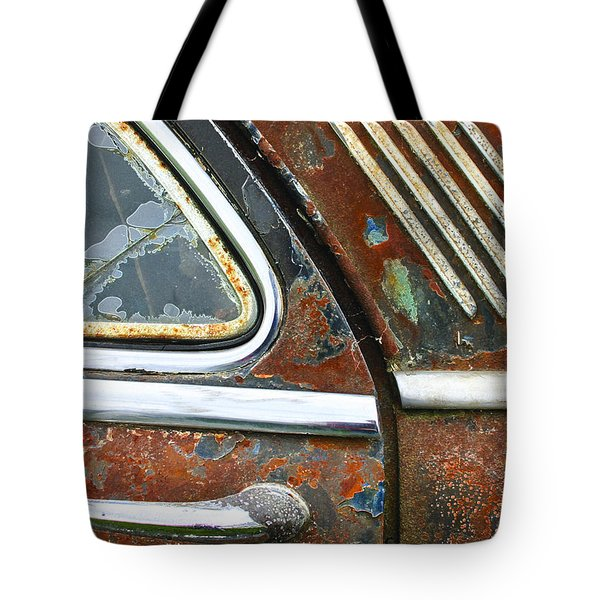 Textures Tote Bag by Jean Noren