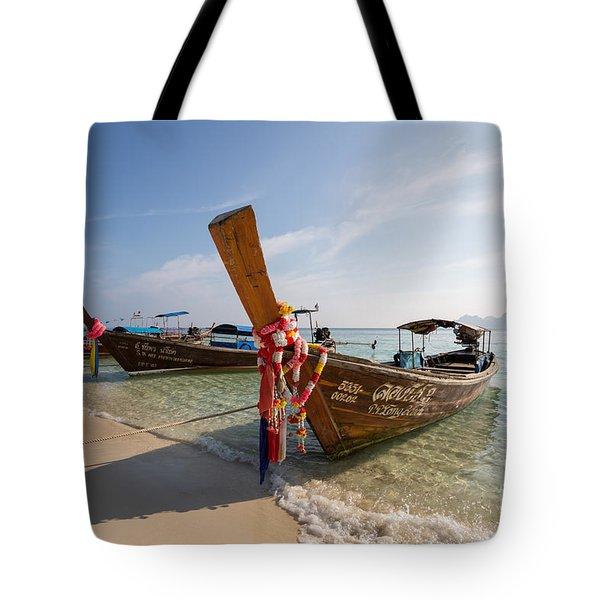 Thai Dream Tote Bag