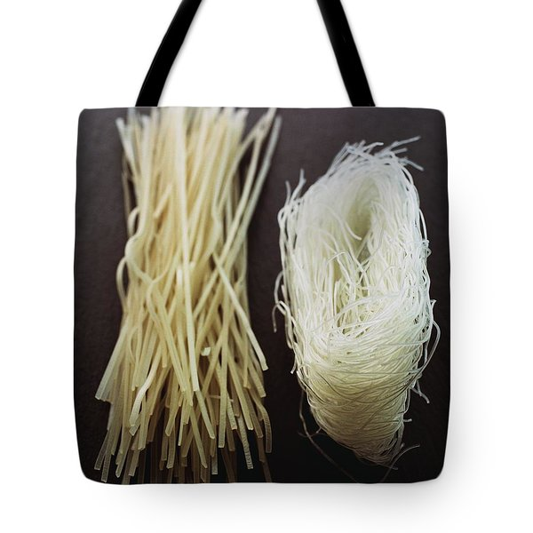 Thai Rice Noodles Tote Bag