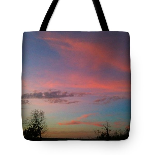 Thankful For The Day Tote Bag