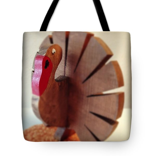 Thanksgiving Comes Before Christmas Tote Bag