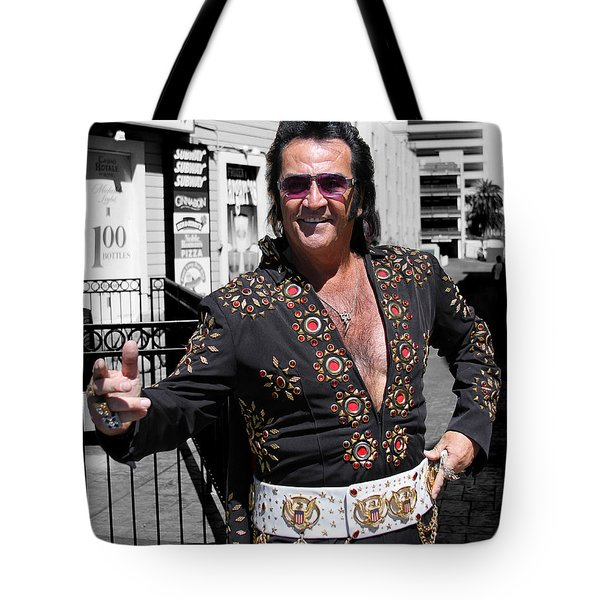 Thankyouverymuch Las Vegas Tote Bag by William Dey