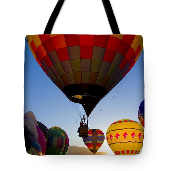 That A Way Tote Bag by Gary Holmes