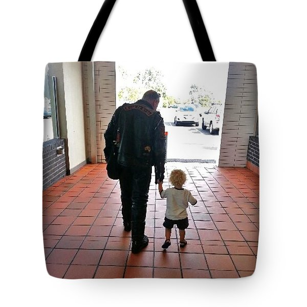That Defining Moment Tote Bag