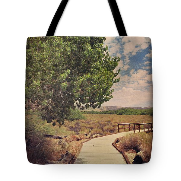 That Helping Hand Tote Bag by Laurie Search