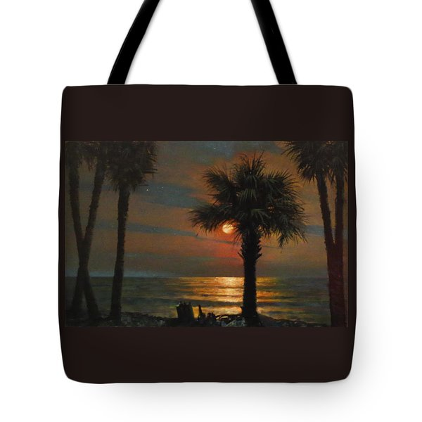 That I Should Love A Bright Particular Star Tote Bag by Blue Sky