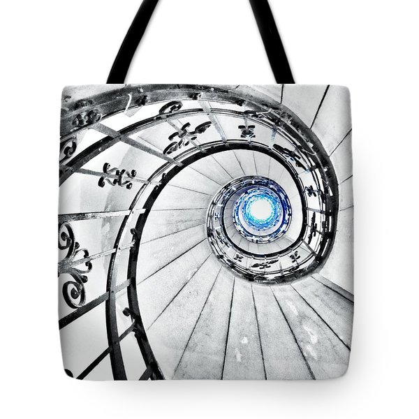 That Must Be Heaven... Tote Bag by Marianna Mills
