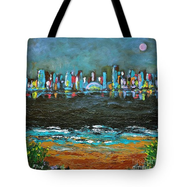 That Other Place Tote Bag by Reb Frost
