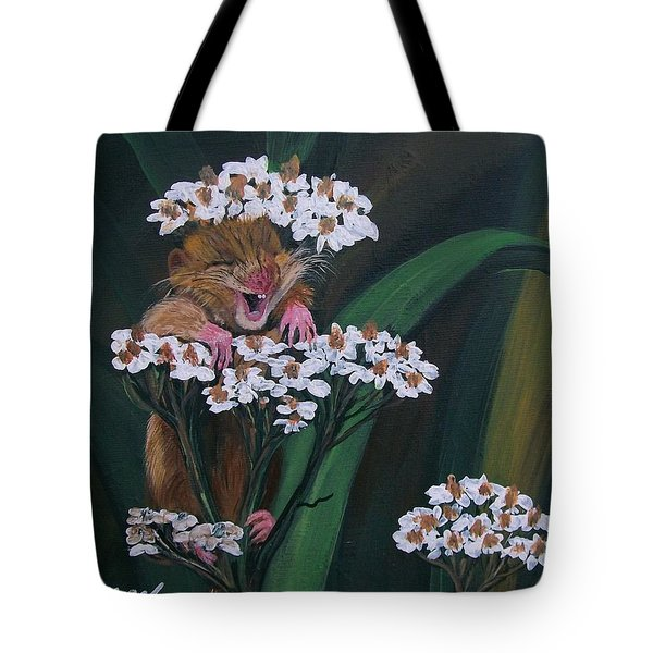 That Tickles Tote Bag