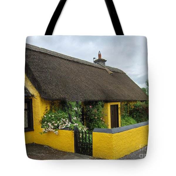 Thatched House Ireland Tote Bag
