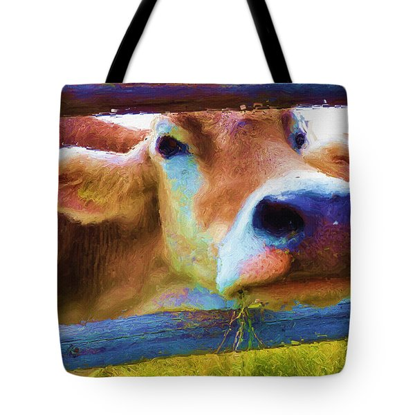 That's My Lunch Tote Bag by Ayse Deniz