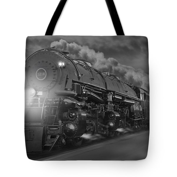 The 1218 On The Move 2 Tote Bag